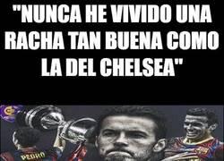 Enlace a Pedro dando donde duele a los del Barça