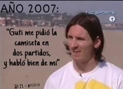 Enlace a Parece que hoy en dia los madridistas tienen prohibido hablar bien de Messi