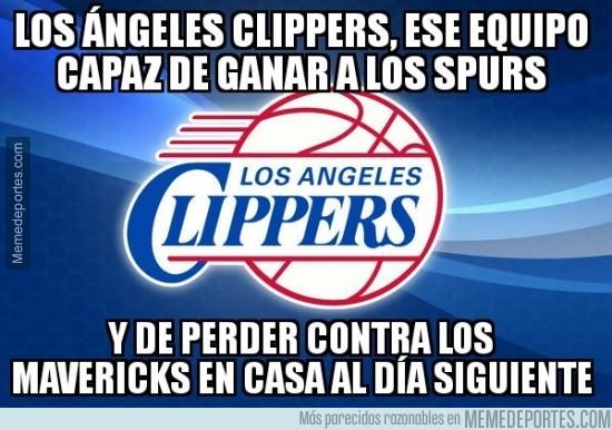 934862 - Los Ángeles Clippers capaces de lo mejor y de lo peor