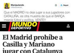 Enlace a La que se liaría si es el Barça el que prohíbe a algún jugador ir con España