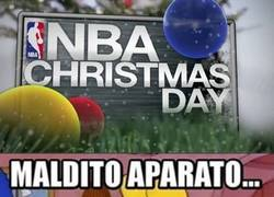 Enlace a ¿NBA Christmas Day? ¿¿Wtf??