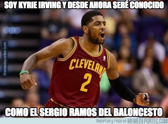 935075 - Kyrie Irving, el Sergio Ramos del Baloncesto