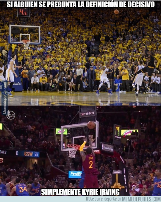 935079 - Kyrie Irving es espectacular