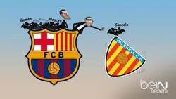 Enlace a Algún día le pondrán un murciélago al escudo del Barça