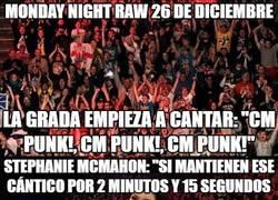 Enlace a WWE lanza un dardo contra CM Punk