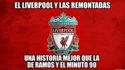 Enlace a Ya es una costumbre en el Liverpool