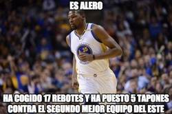 Enlace a Kevin Durant Bestial