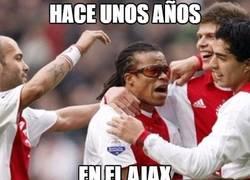 Enlace a Menudo equipazo tenía el Ajax