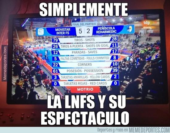 935538 - El futsal sigue y sigue dando espectáculo #MovistarInter #Peñiscola #Futsal