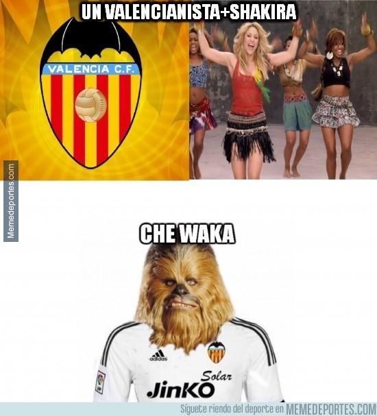 935637 - Un valencianista + Shakira
