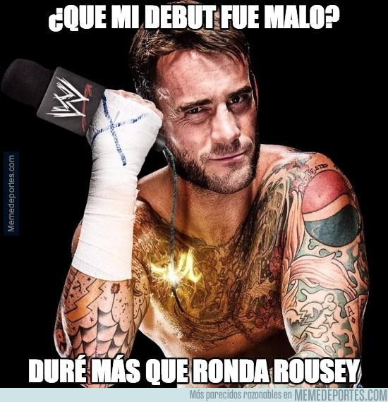 935856 - CM Punk >>>>>> Ronda Rousey