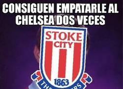 Enlace a La mala suerte del Stoke City