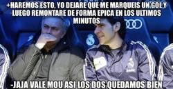 Enlace a Mourinho lo tenía todo planeado