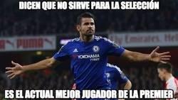 Enlace a Diego Costa está en su mejor momento