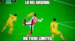 Enlace a El Arsenal con la ayuda de Giroud lo ha vuelto a hacer