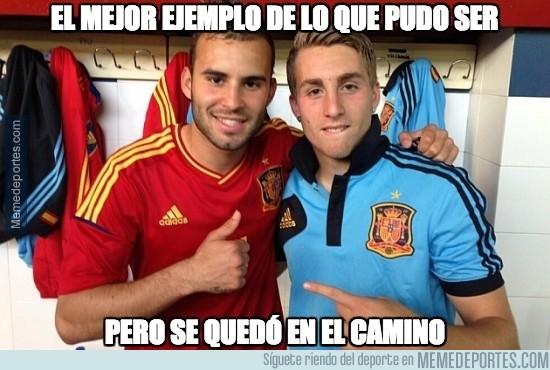 936300 - El nuevo Messi y el nuevo Cristiano, decían