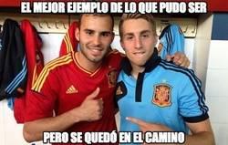 Enlace a El nuevo Messi y el nuevo Cristiano, decían