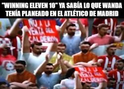 Enlace a Winning Eleven 10 predijo el futuro del Calderón