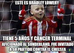 Enlace a Grandísimo gesto de la Premier League ante un niño con cáncer terminal