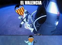 Enlace a El Valencia en caída libre