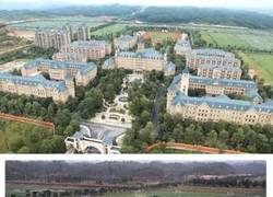 Enlace a 50 campos, 2500 estudiantes. La academia del Guangzhou Evergrande es la mayor escuela de fútbol