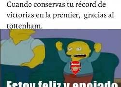 Enlace a El Arsenal todavía tiene su récord