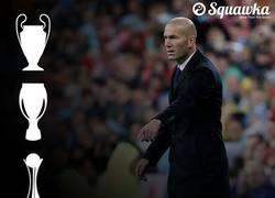 Enlace a Un año con Zidane