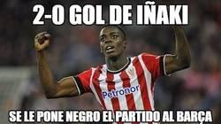 Enlace a El Barça no puede con el Athletic