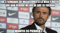 Enlace a Fail total del Barça