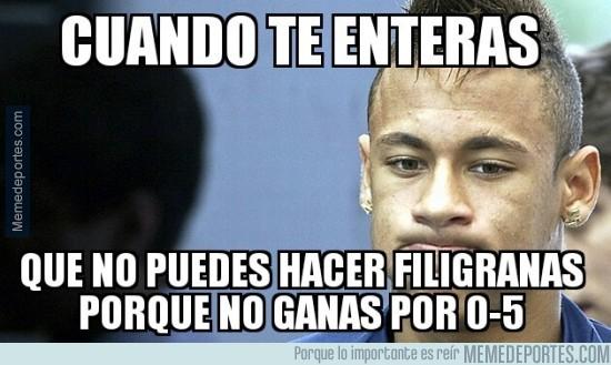 936999 - El drama de Neymar en San Mamés