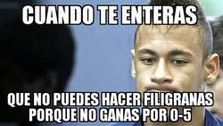 Enlace a El drama de Neymar en San Mamés