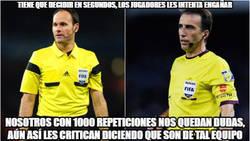 Enlace a Ayer Mateu, hoy Fernández Borbalán, rompamos una lanza a favor de los árbitros