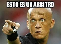 Enlace a Muy poco nivel de los árbitros españoles
