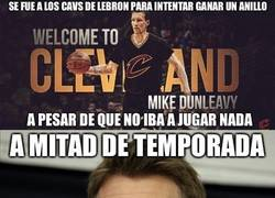 Enlace a Bad Luck Dunleavy