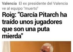 Enlace a Más problemas en Valencia