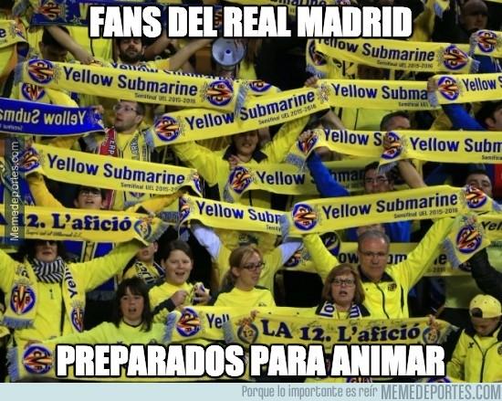 937407 - Hoy el Madrid sí apoya el amarillo