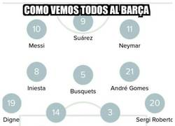 Enlace a Neymar a su rollo