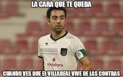 Enlace a Xavi ya odia al Villarreal
