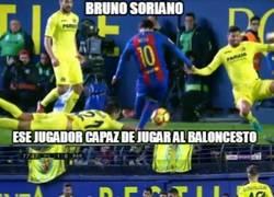 Enlace a Bruno Soriano merece el premio 'The Best' este año