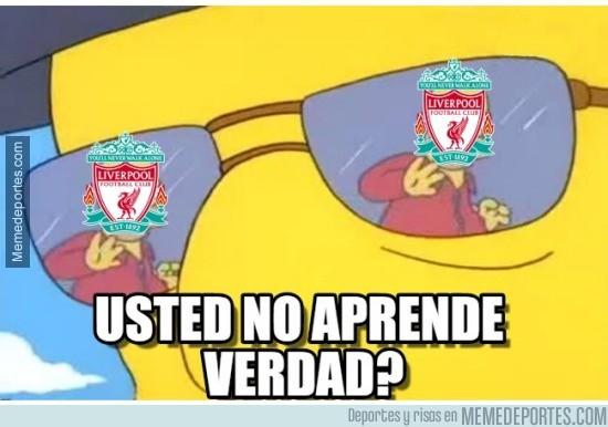 937988 - Cuando el Liverpool empata contra un equipo inferior