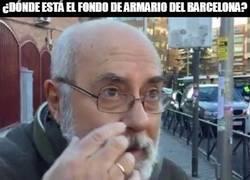 Enlace a ¿Dónde está el fondo de armario del Barcelona?
