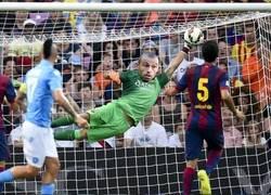 Enlace a Portería del Barça y del Villarreal la temporada que viene