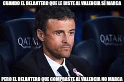 Enlace a Cuando el delantero que le diste al Valencia sí marca