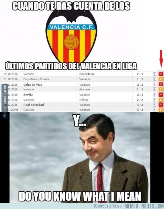 938270 - ¿Ya sabemos el próximo resultado del Valencia?
