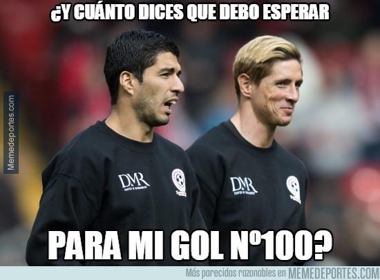 938307 - El gol 100 siempre se resiste