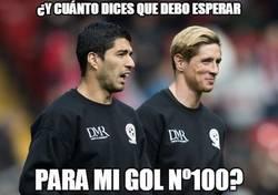 Enlace a El gol 100 siempre se resiste