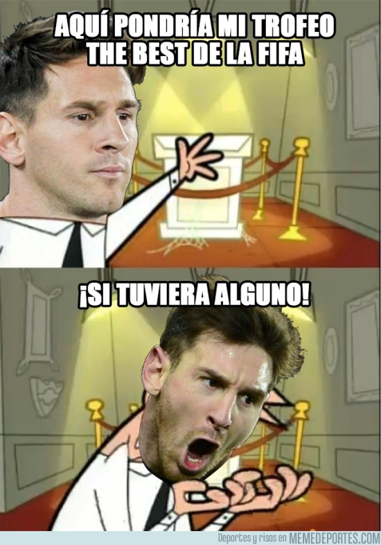 938497 - Messi ya tiene nuevo reto para 2017
