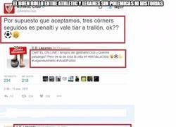 Enlace a El buen rollo entre Athletic y Leganés sin polémicas ni historias