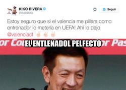 Enlace a Peter Lim encuentra al entrenador que volverá a la gloria al Valencia