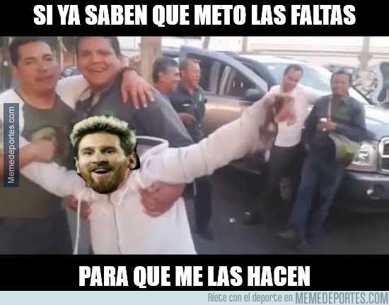 938657 - Messi no lo entiende